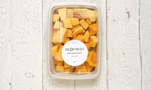 Organic Squash, Butternut, Fresh Cut- Code#: PR147861NCO