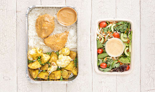 Dinner For 2 - Butter Chicken & Salad- Code#: LLK205