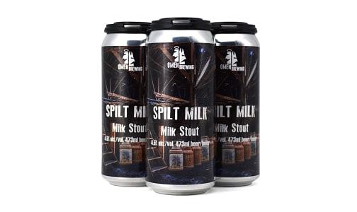 Spilt Milk- Code#: LQ0032