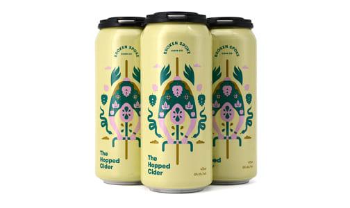 The Hopped Cider- Code#: LQ0033