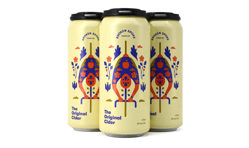 The Original Cider- Code#: LQ0034