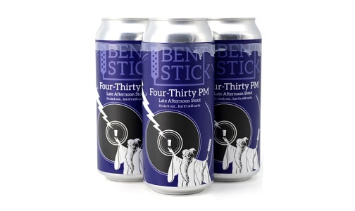 Four-Thirty PM Stout- Code#: LQ0036