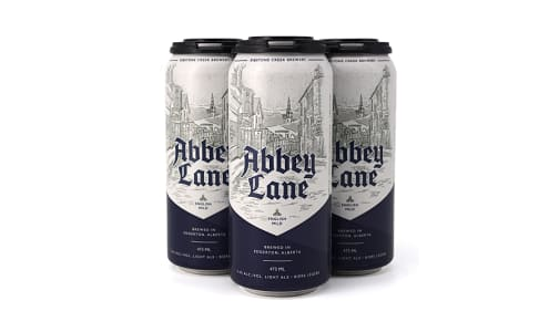 Abbey Lane English Mild- Code#: LQ0049