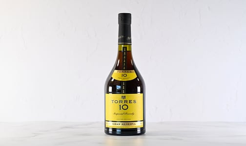 Torres 10 Year Old Brandy- Code#: LQ0090