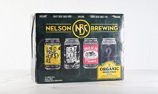 Organic Nelson - Organic Mixer Pack- Code#: LQ0092