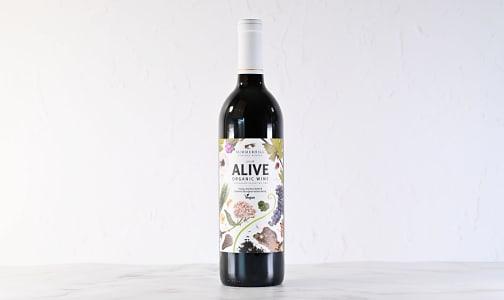 Organic Summerhill -  Alive Organic Red- Code#: LQ0107