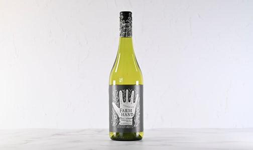 Organic Farm Hand - Organic Chardonnay- Code#: LQ0116