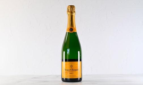 Veuve Clicquot - Brut Champagne- Code#: LQ0118