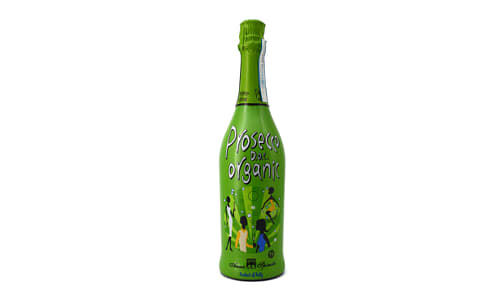 Organic Anna Spinato Prosecco Organic- Code#: LQ0119