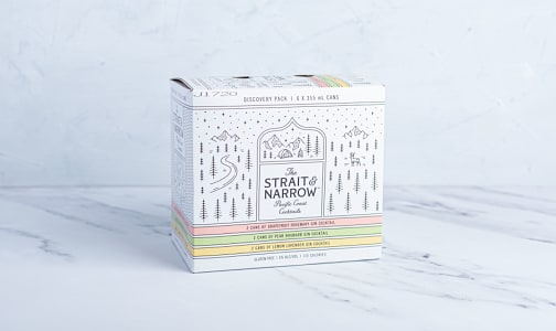 The Strait & Narrow Discovery Pack- Code#: LQ0146