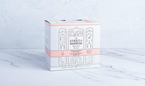 The Strait & Narrow - Grapefruit Rosemary Gin Cocktail- Code#: LQ0147