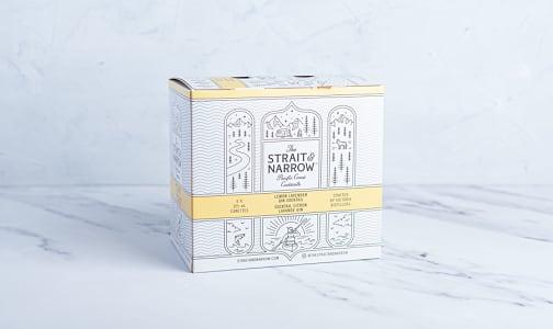 The Strait & Narrow - Lemon Lavender Gin Cocktail- Code#: LQ0148
