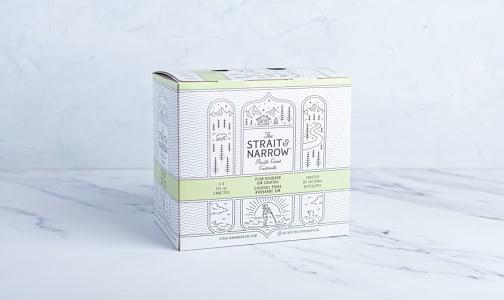 The Strait & Narrow - Pear Rhubarb Gin Cocktail- Code#: LQ0149