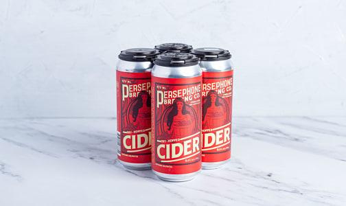 Dry Hopped Cider- Code#: LQ0152