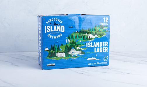 Island Lager- Code#: LQ0158