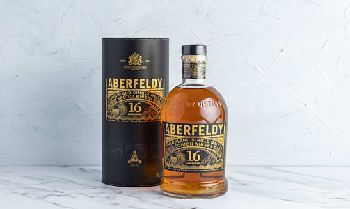 Aberfeldy - Single Malt Scotch 16 Year Old- Code#: LQ0159