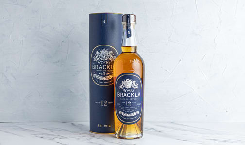 Royal Brackla - Single Malt Scotch 12 Year Old- Code#: LQ0160