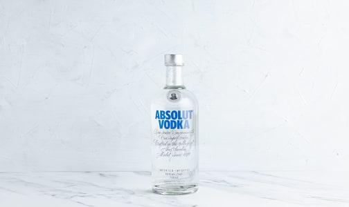 Absolut Vodka- Code#: LQ0163
