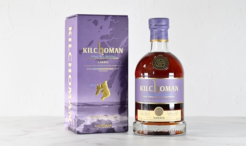 Kilchoman - Sanaig- Code#: LQ0196