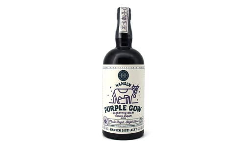 Purple Cow - Saskatoon Berry Cream Liqueur- Code#: LQ0208
