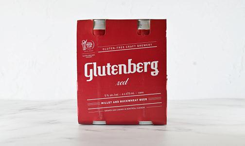 Glutenberg Red Ale- Code#: LQ0227