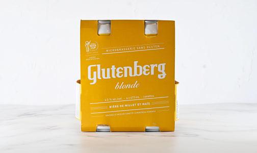 Glutenberg Blonde Ale- Code#: LQ0229