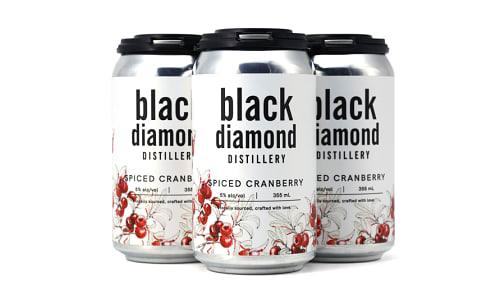 Spiced Cranberry Vodka Soda- Code#: LQ0234