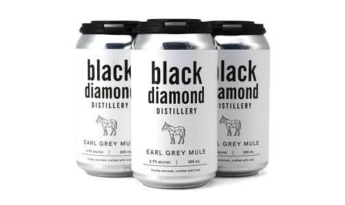 Earl Grey Mule- Code#: LQ0235