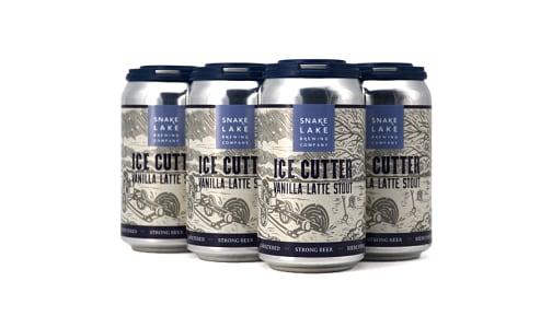 Ice Cutter Vanilla Latte Stout- Code#: LQ0240