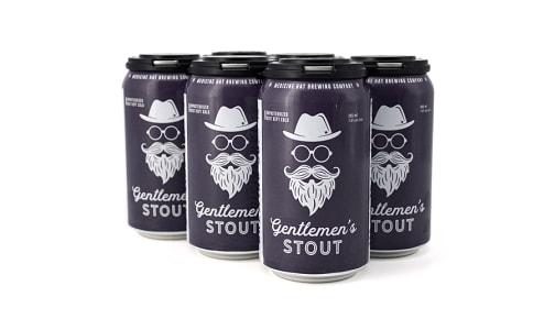 Gentlemen's Stout- Code#: LQ0242