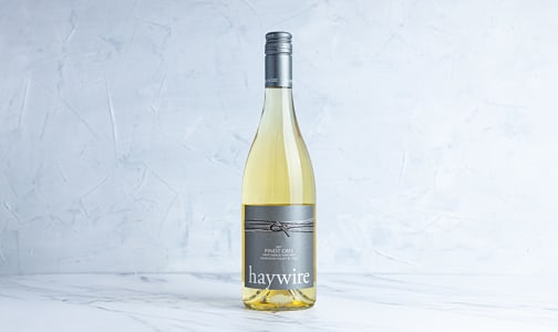 Haywire - Switchback Pinot Gris- Code#: LQ0250