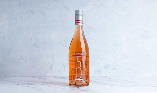 50th Parallel Estate - Pinot Noir Rosé- Code#: LQ0255