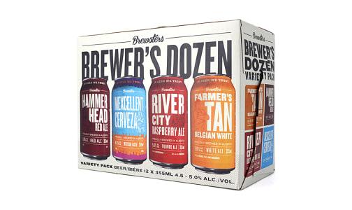 Brewer's Dozen- Code#: LQ0278