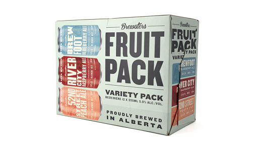 Fruit Pack- Code#: LQ0279