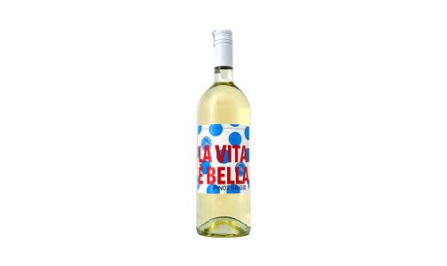 La Vita E Bella - Pinot Grigio- Code#: LQ0283