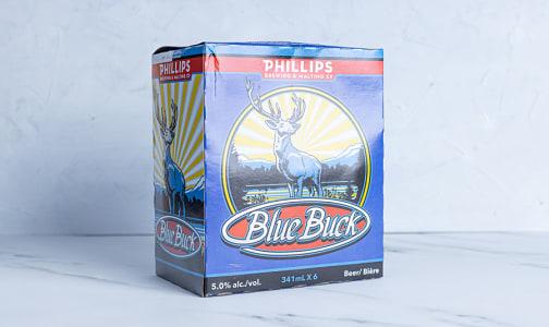 Blue Buck Ale- Code#: LQ0289