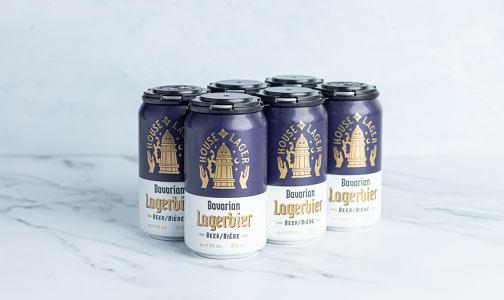 House of Lager - Bavarian Lagerbier- Code#: LQ0292