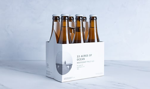 33 Acres of Ocean - West Coast Pale Ale- Code#: LQ0302