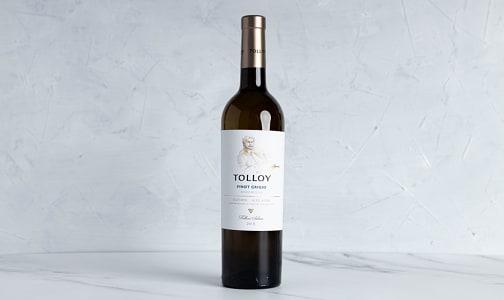 Tolloy Pinot Grigio- Code#: LQ0312
