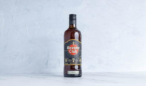 Havana Club Rum 7 Year Old- Code#: LQ0336