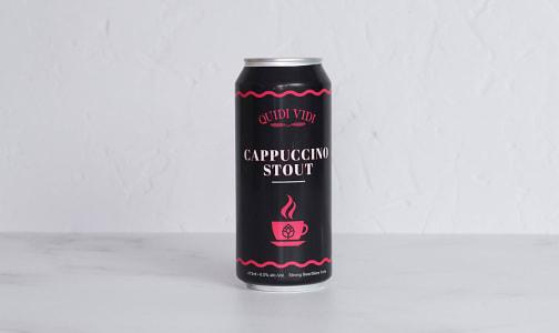 Cappuccino Stout- Code#: LQ0353
