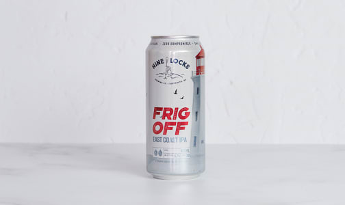 Frig Off East Coast IPA- Code#: LQ0355