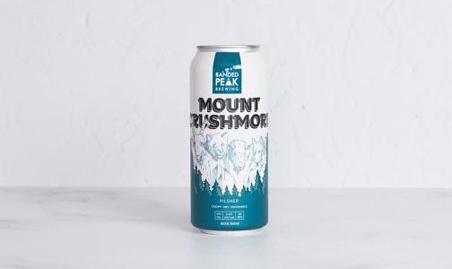 Mount Crushmore Pils- Code#: LQ0359