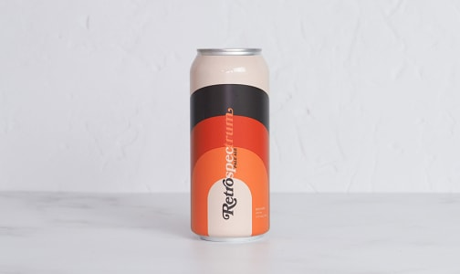 Retrospectrum Pale Ale- Code#: LQ0364