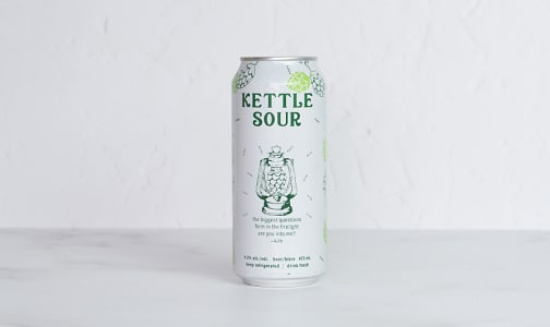 Dry Hopped Kettle Sour- Code#: LQ0366