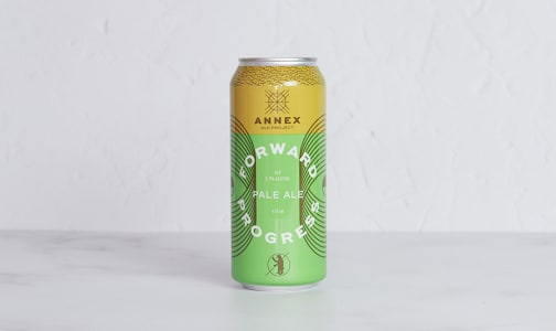 Forward Progress Pale Ale- Code#: LQ0368