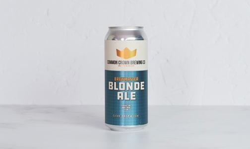Brewmaster Blonde Ale- Code#: LQ0383