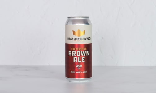 Coppersmith Brown Ale- Code#: LQ0385