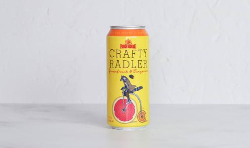 Grapefruit Tangerine Crafty Radler- Code#: LQ0399