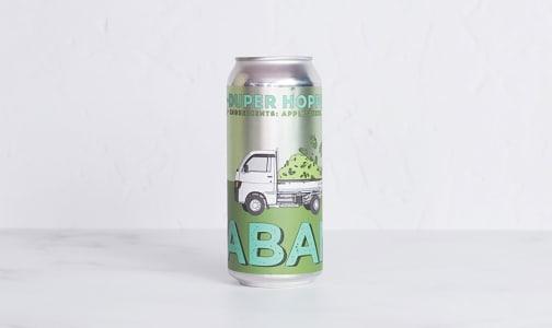 Wabamo Hopped Cider- Code#: LQ0411